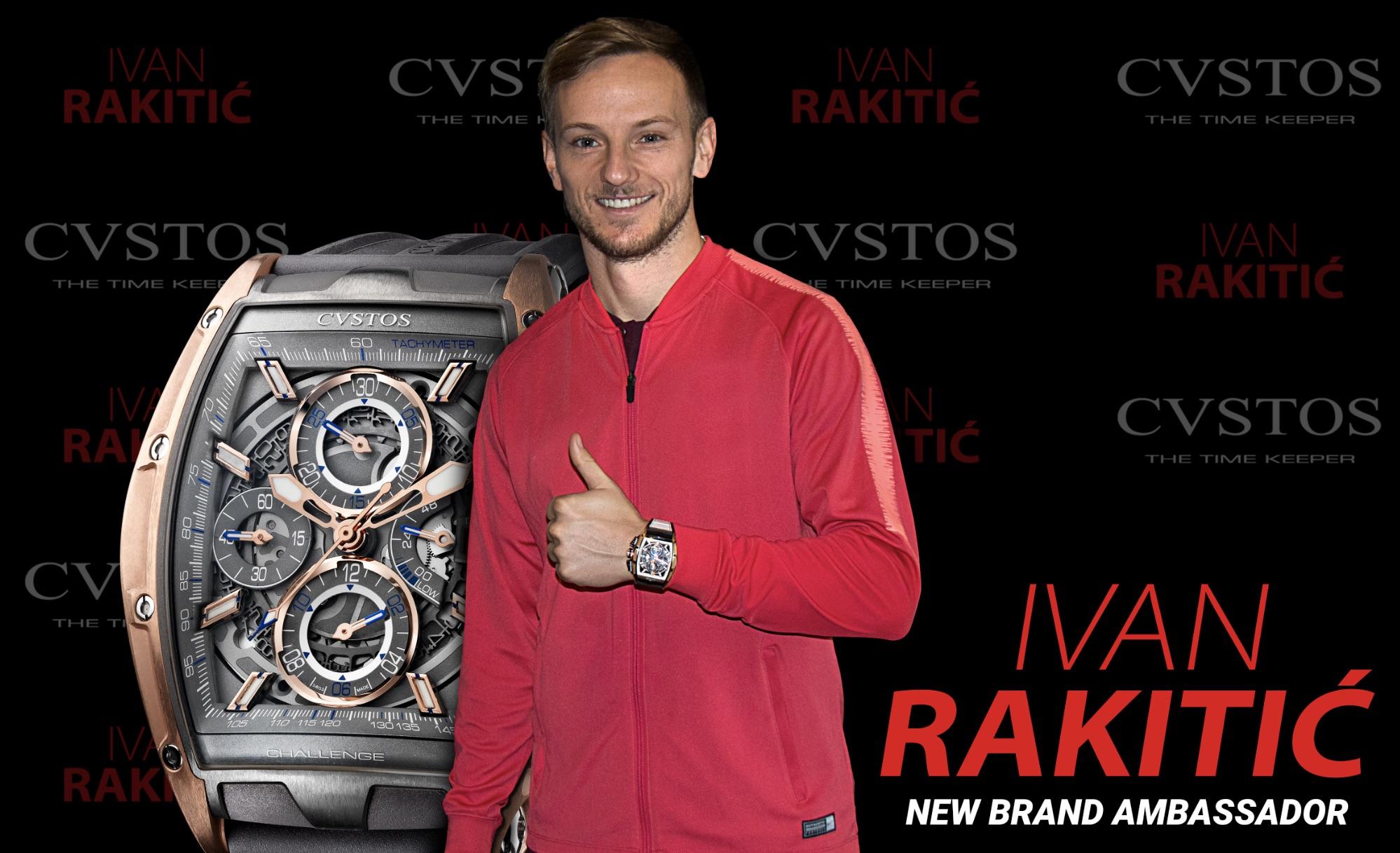 CVSTOS x Ivan Rakitic